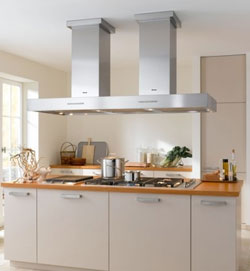 Kitchen Ventilation Fan Information