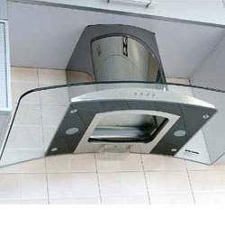 Oscillating Wall Kitchen Ventilation Fan
